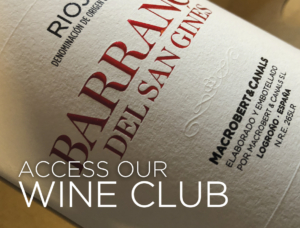 Access our Wine Club