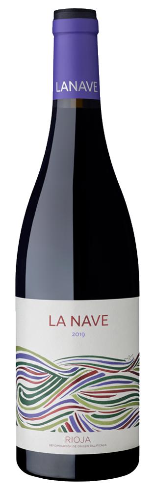 Botella La Nave MacRobert and Canals